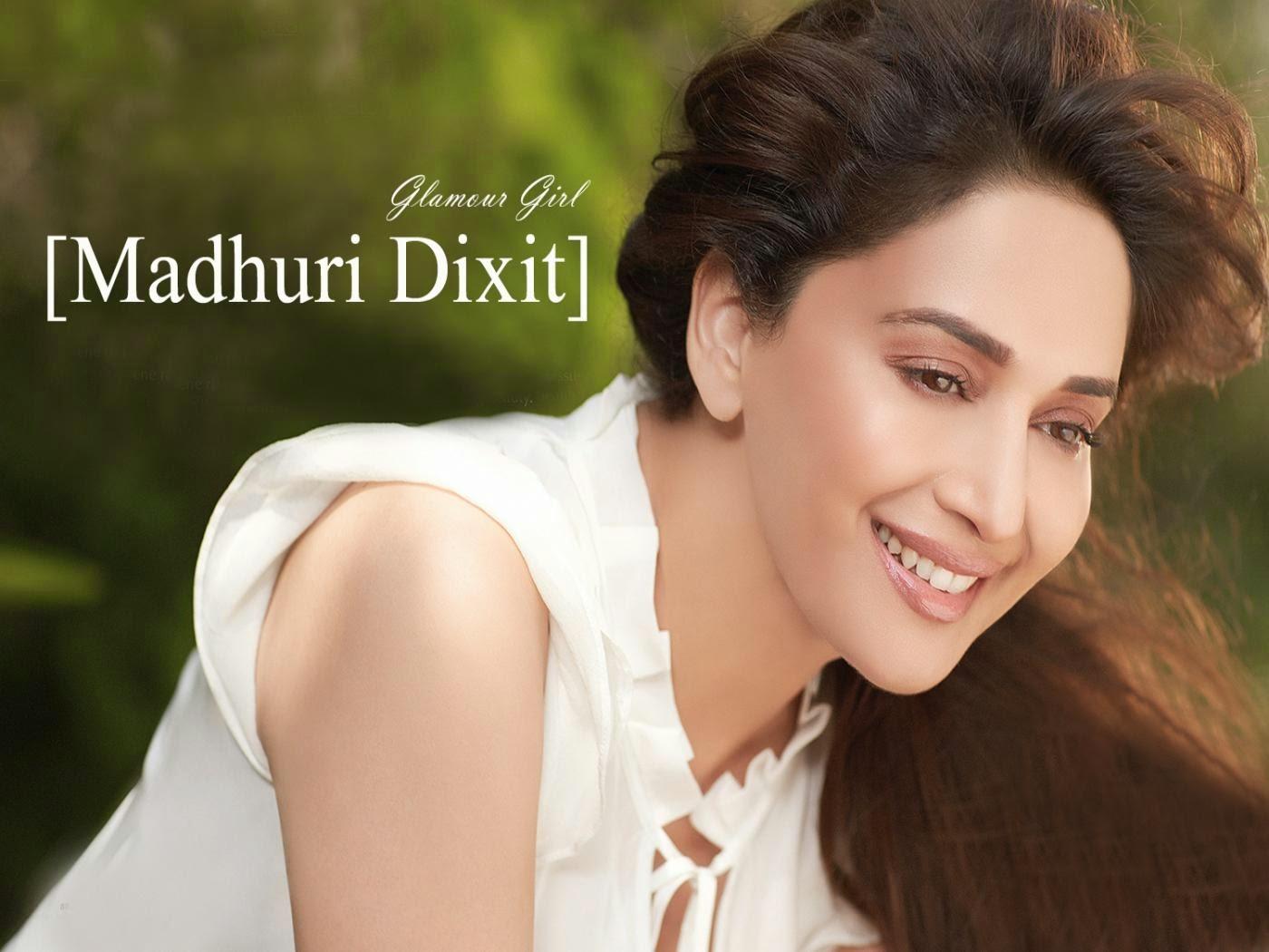 Hot Indian Bollywood Actress Madhuri Dixit HD Photos Free Download
