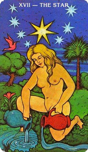 The tarot: