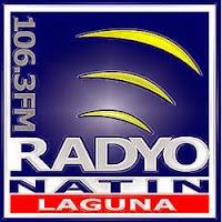Radyo Natin Laguna 106.3 MHz logo