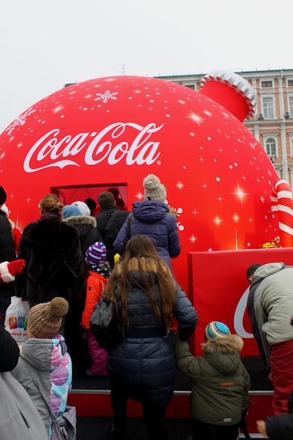 Павильон Кока-Колы