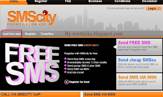 sms city snapshot