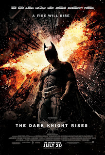 Affiche Officielle de Batman: The Dark Knight Rises