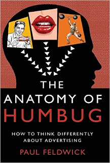copertina paul feldwick the an anatomy of humbug