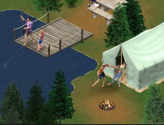 Free Download Games The Sims 1 + Expansion pack (8 in 1) Full Version