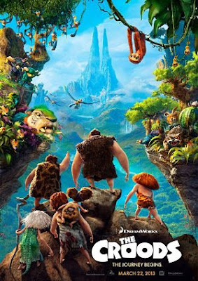 Ver Los Croods (The Croods) (2013) Online