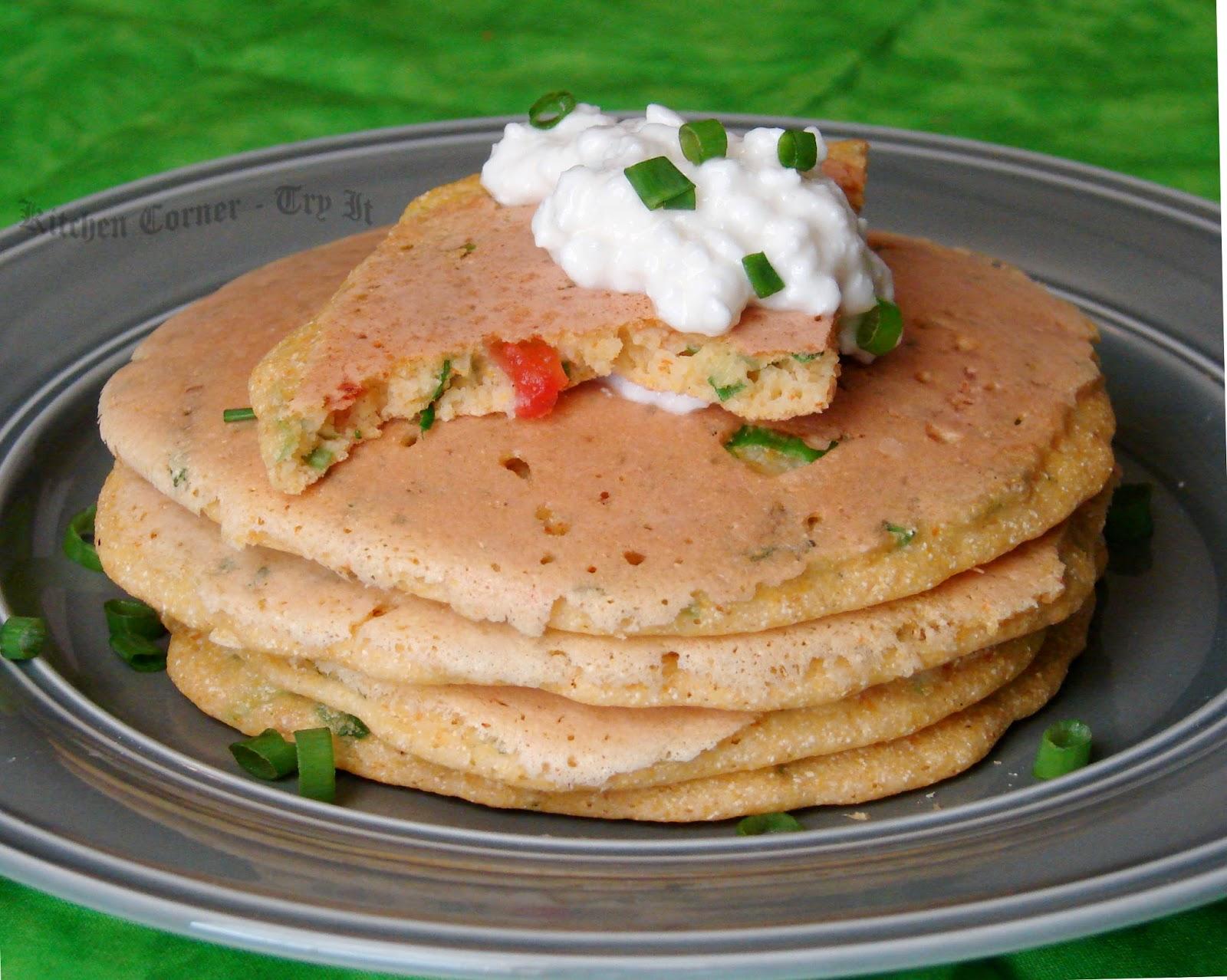 pancakes korean scallion pancakes pork belly with corn and this savory ...