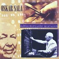 El Mixturtrautonium de 1952 y el de 1988 comparten protagonismo en el CD de Oskar Sala Subharmonische Mixturen de 1997