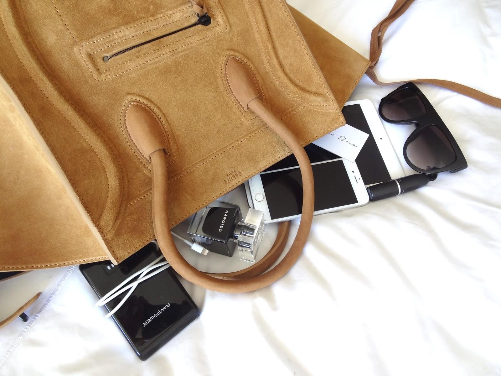 best celine replica - Claudia Rosa Blog - Luxury Lifestyle: WHAT'S IN MY CELINE PHANTOM ...