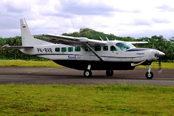 Susi Air, Cessna Grand Caravan. ZonaAero