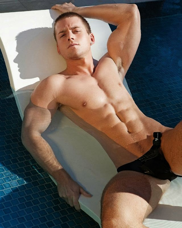 Steven Dehler full frontal