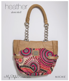 Miche Heather Demi Shell - May 2013 from MyStylePurses.com