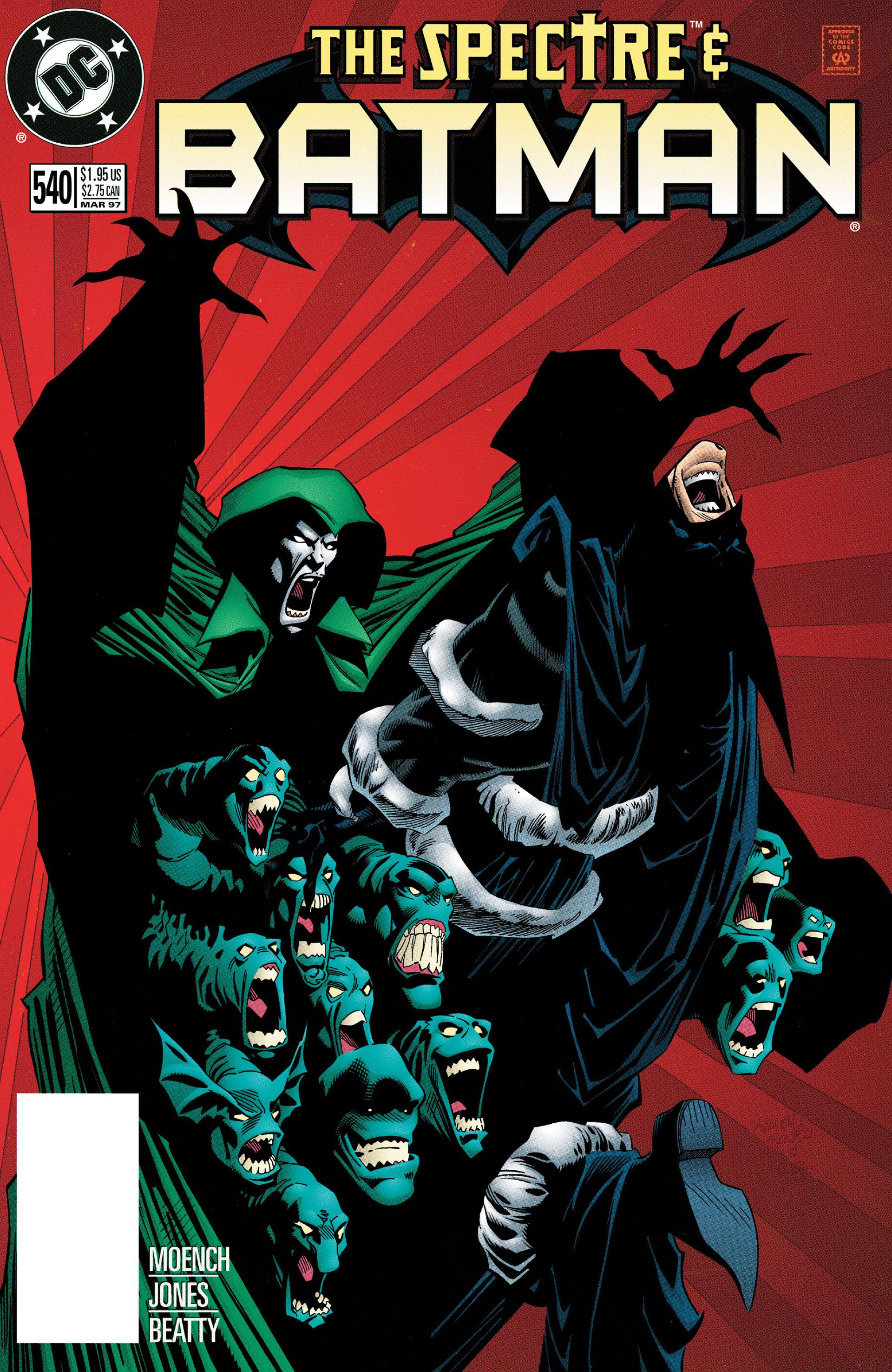 Batman (1940) 540 Page 1
