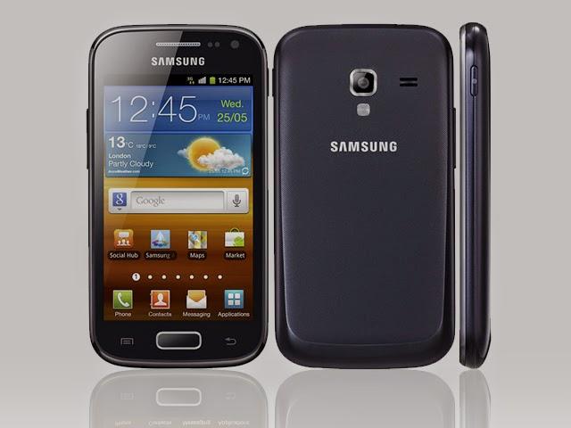 Samsung Galaxy, Samsung Galaxy Ace 2, Samsung Galaxy Ace 2 i8160