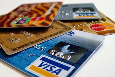 Riesgos de las tarjetas de crédito