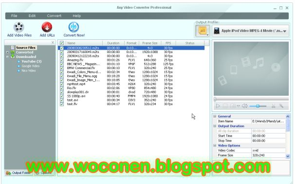 Скачать Any Video Converter Ultimate 4.5.1 Multilanguage Portable (2011).