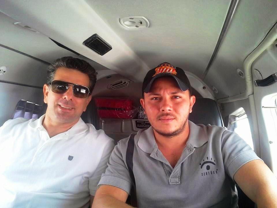 Parceiro Diego e Douglas Fazendas