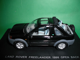 Vendo Miniaturas Land Rover / RANGE ROVER Land+Rover+Freelander+Open+Back