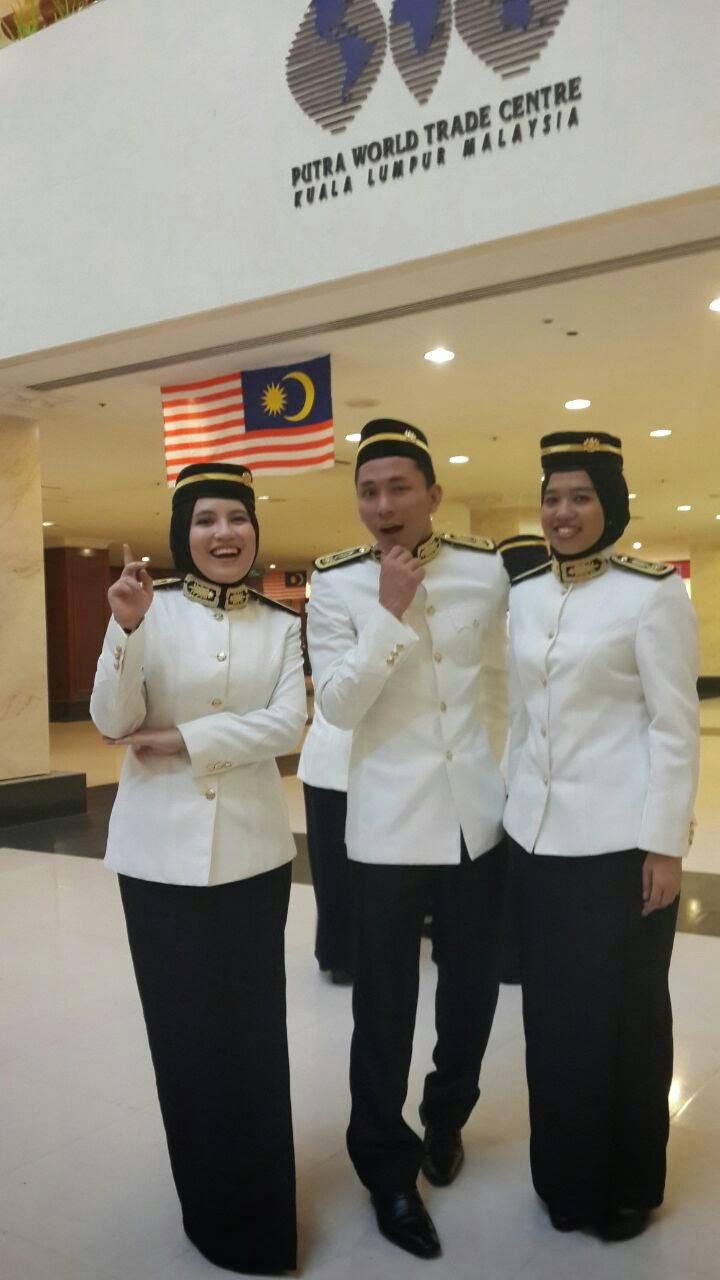 Gambar Konvokesyen Diploma Pengurusan Awam DPA Kursus Kadet Pegawai Tadbir dan Diplomatik PTD 2013