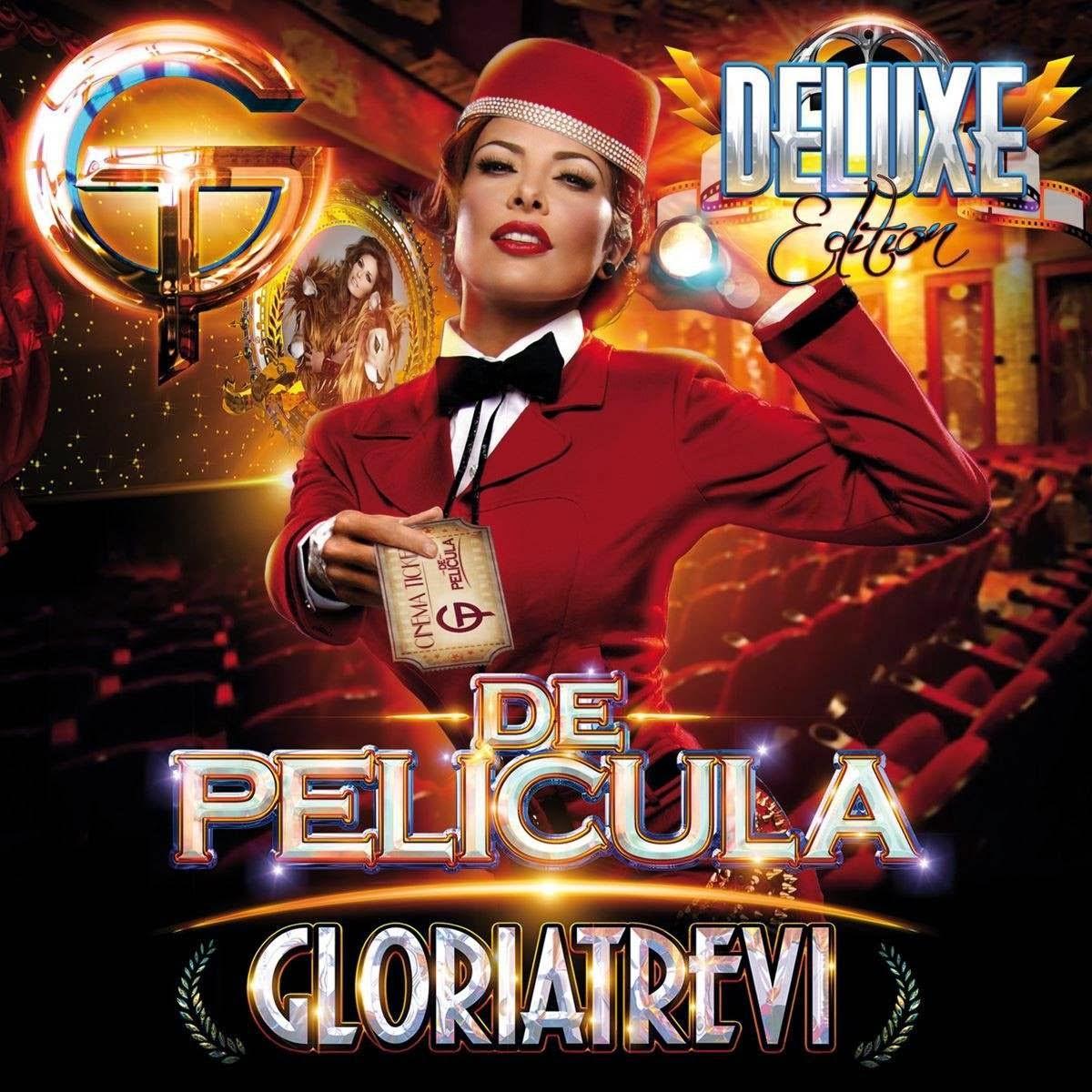 GLORIA TREVI - De Película (Deluxe Edition) (2013)