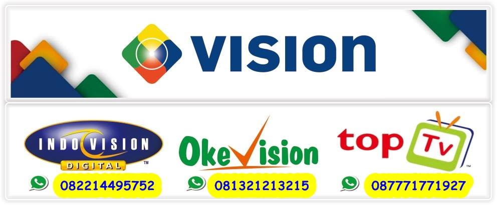 PASANG LANGSUNG INDOVISION CILACAP  082214495752