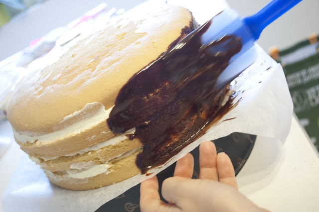 pig cake design