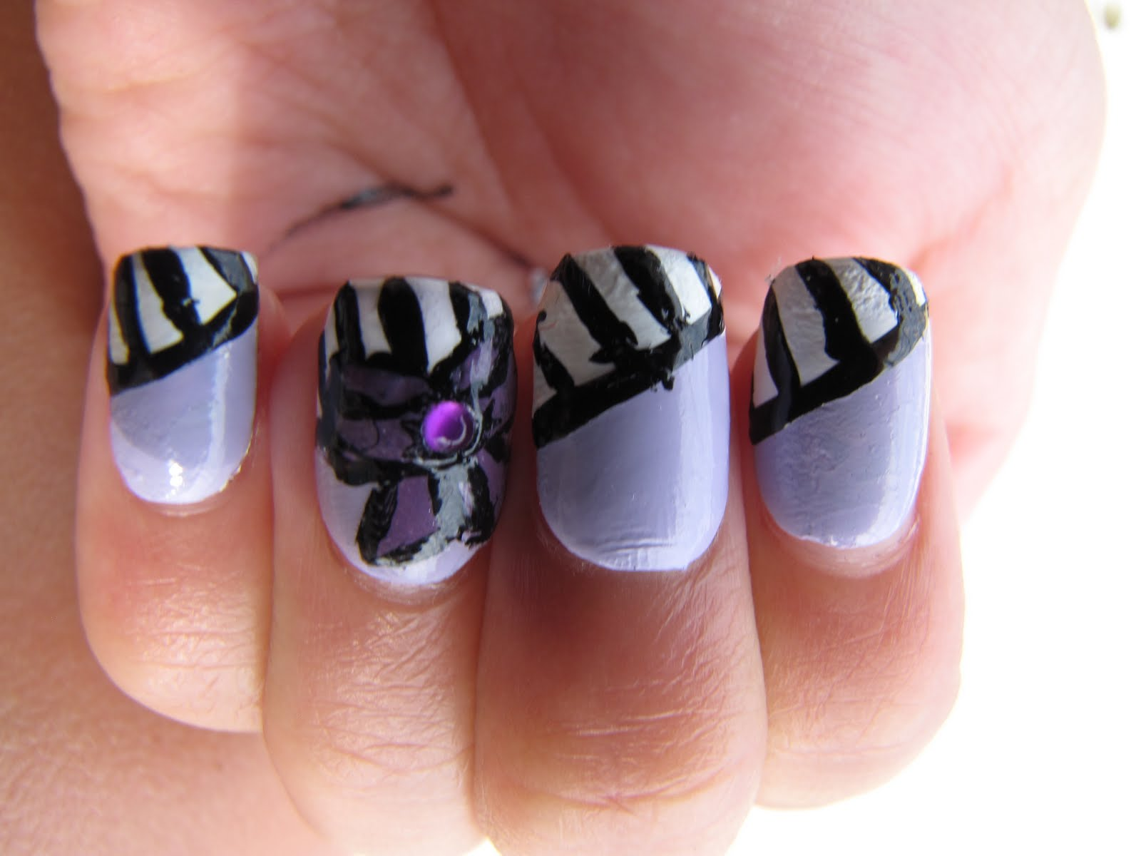 KK Nails: Youtube Nail Art!