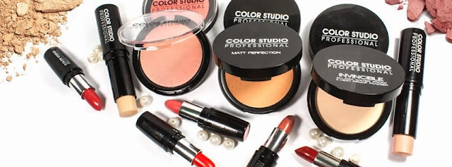 Color Studio Professional Cosmetics TVC