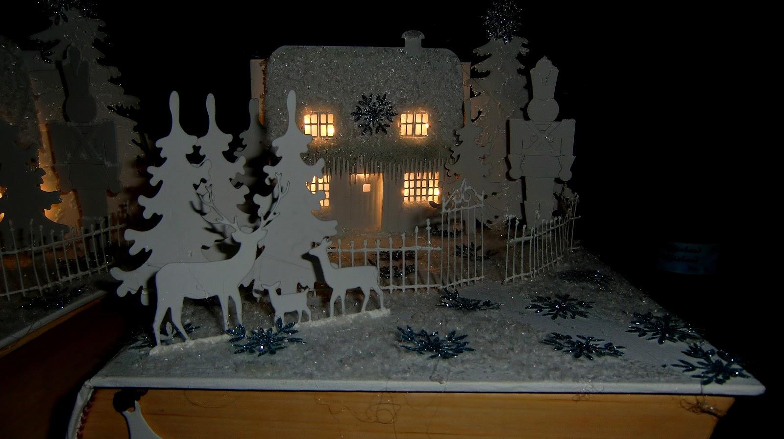 ursula s kreativecke letzte bastelei vor weihnachten und. Black Bedroom Furniture Sets. Home Design Ideas
