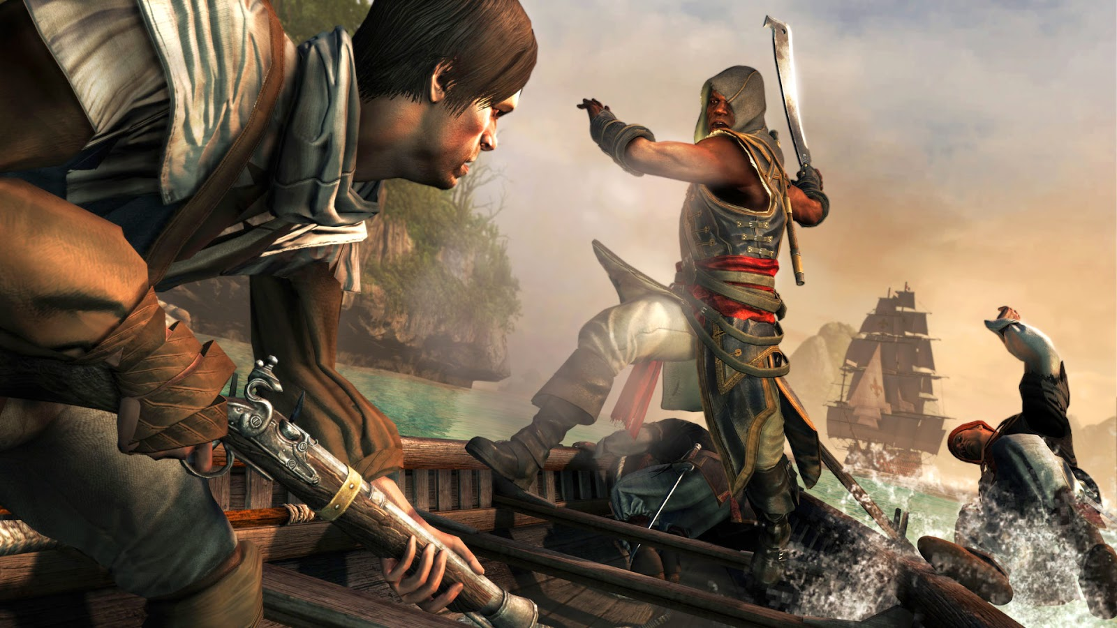 Assassins Creed IV Black Flag Freedom Cry review