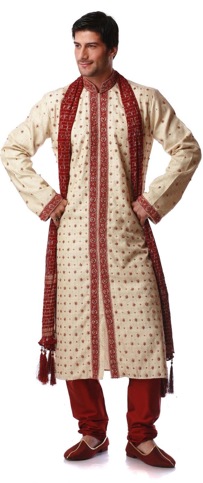 Red And Cream Wedding Dresses 95 Great Cream Sherwani with Red