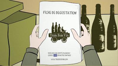 J'ai testé la box Trois Fois vin de septembre 2012 box vin