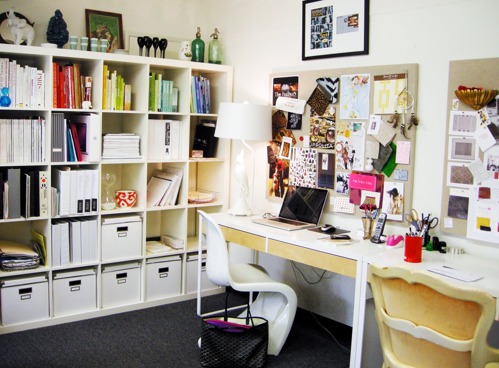 COCOCOZY: BEFORE & AFTER: A VENICE BEACH OFFICE DESIGN THAT I HEART!
