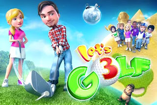 lets-golf-3-android-iphone Review: Let's Golf 3 (iPhone e iPad)