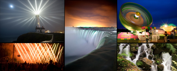Images : Long Exposure Photography