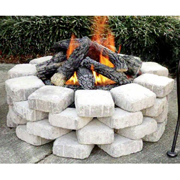The fire pit resource diy fire pits while pre built fire pits can be fantastic centerpieces for an outdoor living space sometimes only a custom design will do a diy or do it yourself fire solutioingenieria Gallery