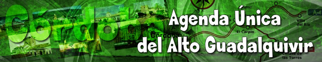 Agenda Única del Alto Guadalquivir