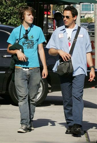 Robert Downey Jr. 's son Judgment in drug