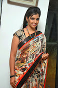 Syamala glamorous photos in saree-thumbnail-16