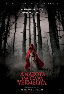 Filme A Garota da Capa Vermelha – Dublado