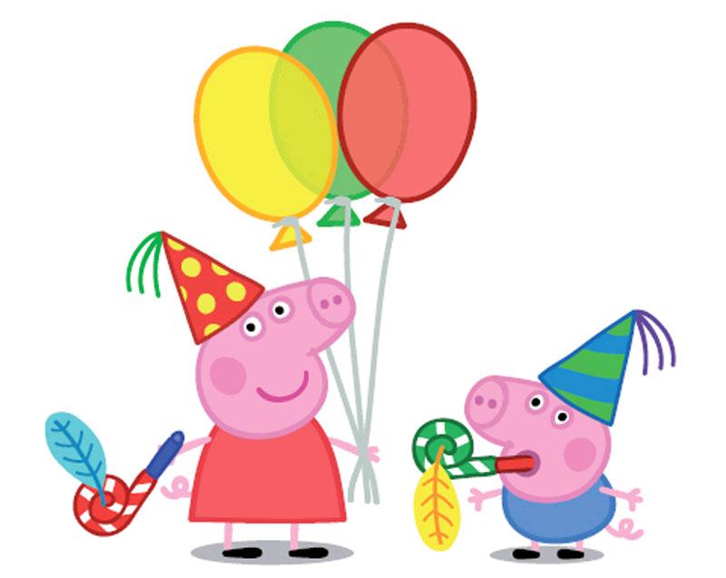 Imprimir Dibujos: Dibujos de Personajes de Peppa Pig para Imprimir