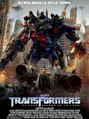 Transformers: Lado Oscuro de la Luna