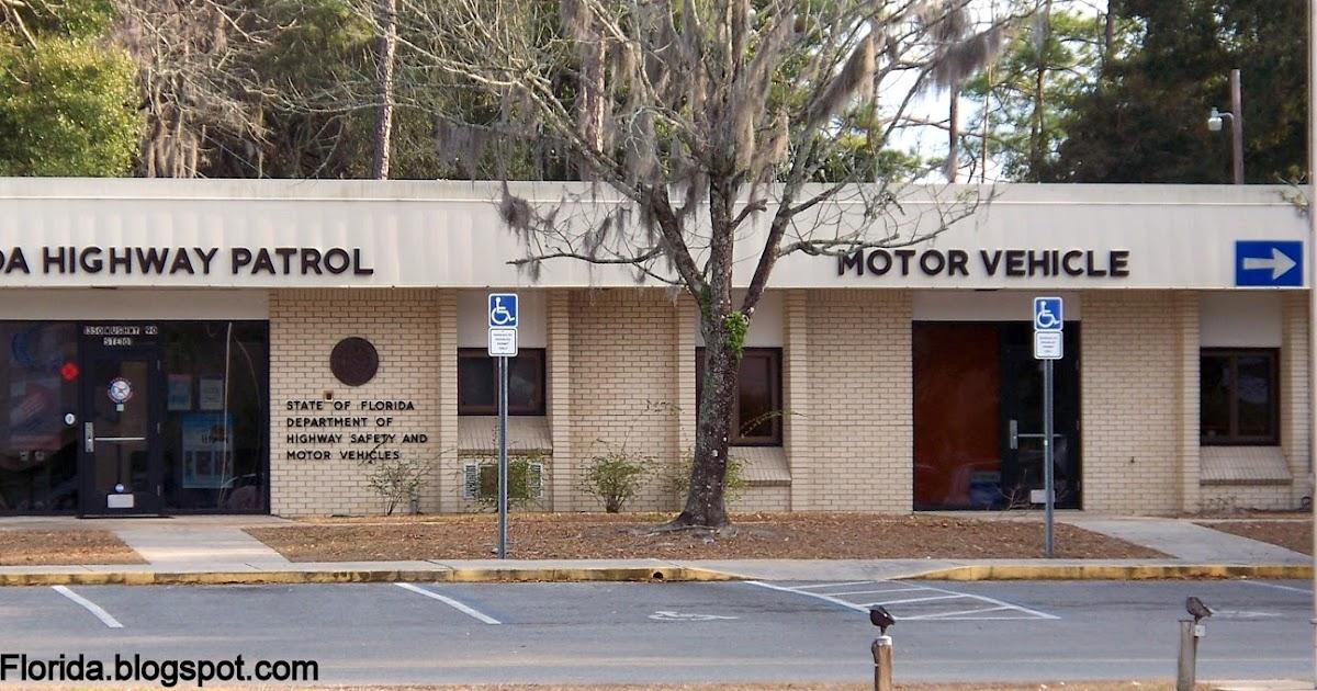 Florida Division Of Motor Vehicle