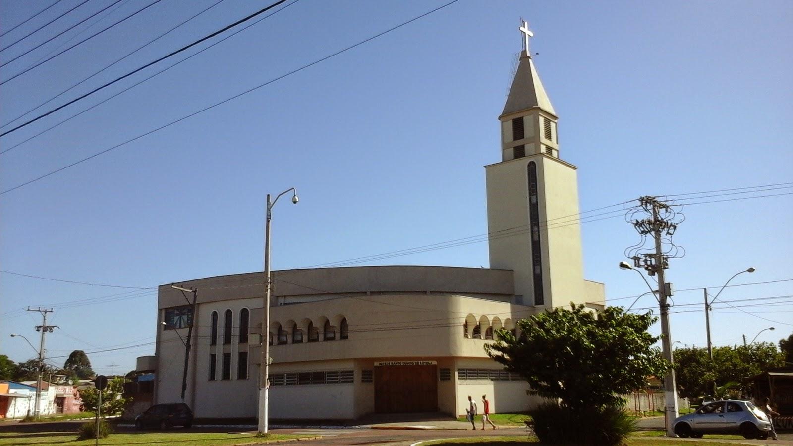 Igreja Santo Inácio