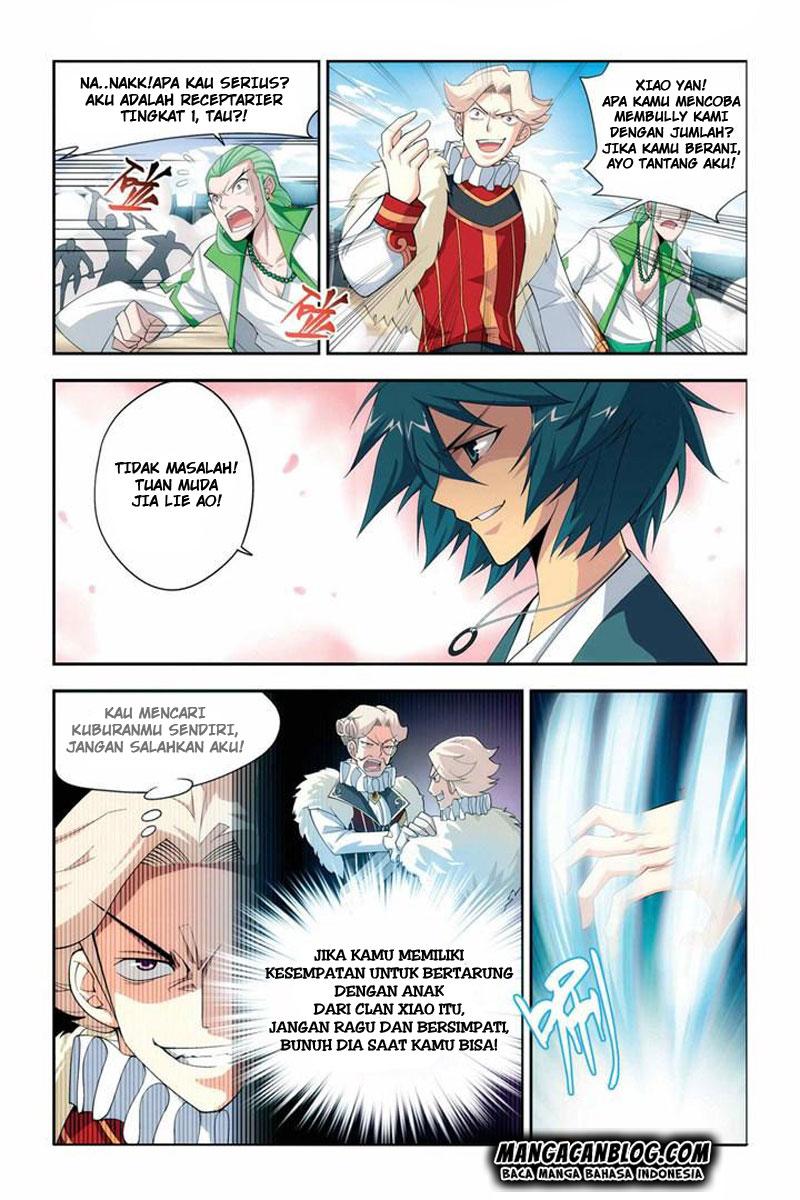 Battle Through Heaven Chapter 16-16
