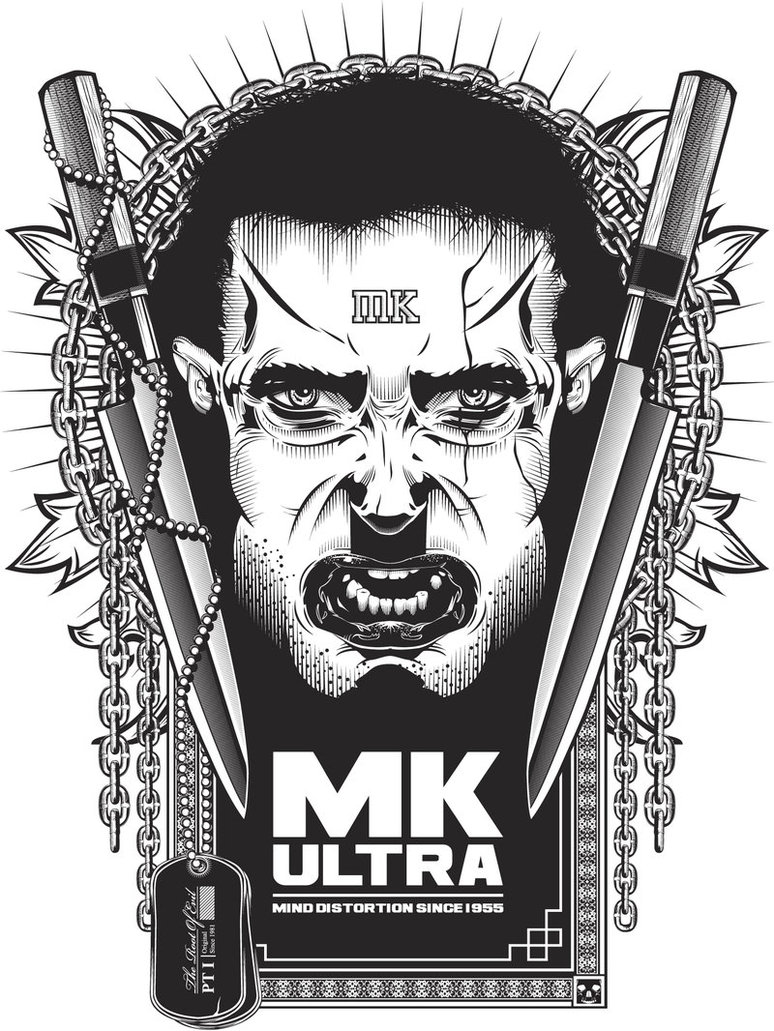 mkultra Eric medine is a video artist working in multimedia and video art.