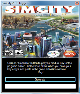 simcity 5 activation key
