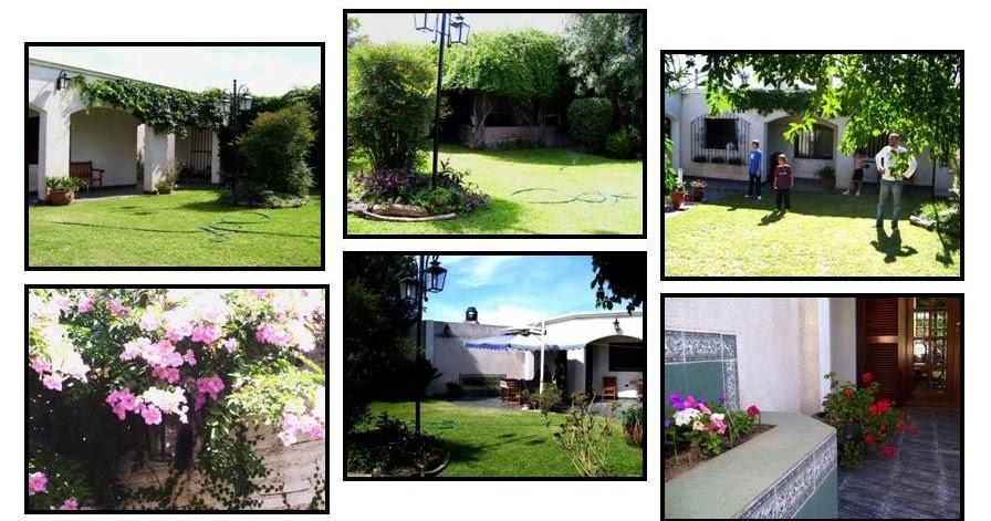 Sentires el jard n y la casa deben acompa arse for Casa y jardin bazaar 2013