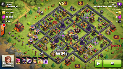 Tips Cara Naik Ke Master League Clash Of Clans Town Hall 7