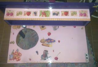 Çocuk için minyatür mutfak