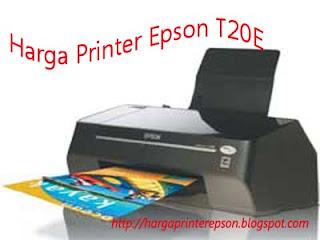 harga printer t20e